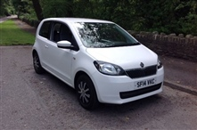 Used Skoda Citigo