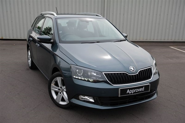 Large image for the Used Skoda Fabia