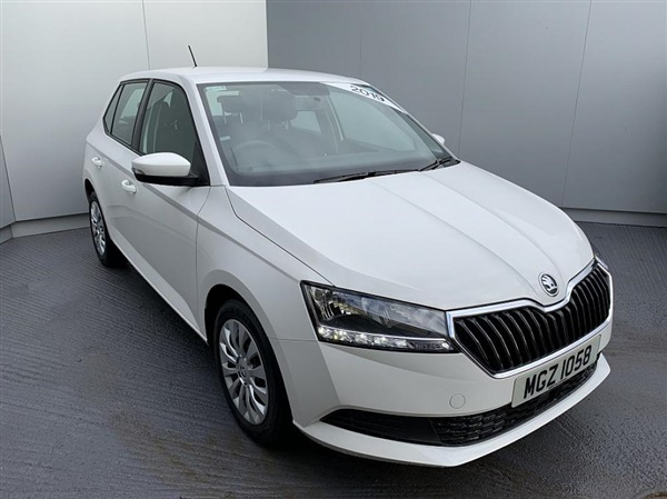 Large image for the Skoda Fabia