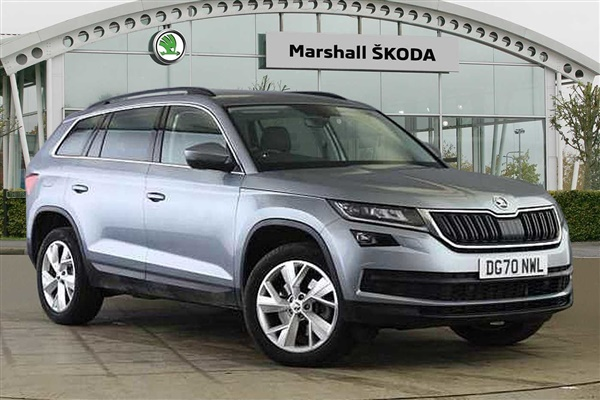 Large image for the Used Skoda Kodiaq