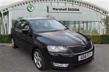 Used Skoda Rapid Spaceback