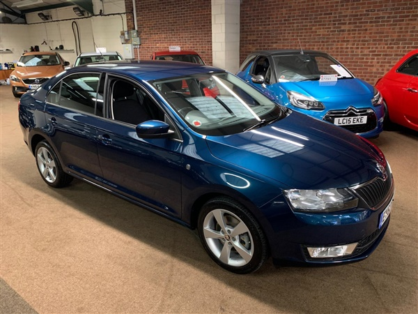 Large image for the Used Skoda Rapid