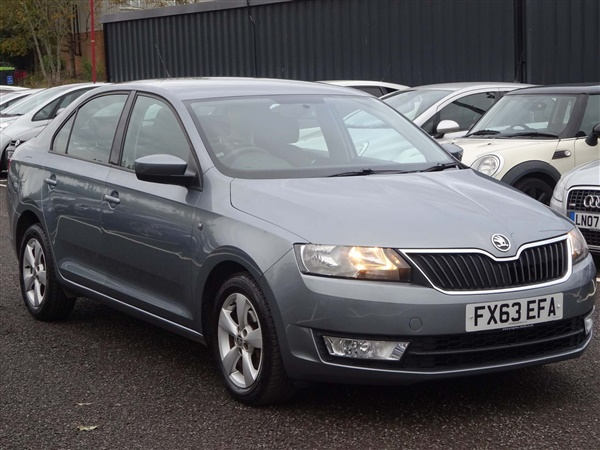 Large image for the Skoda Rapid