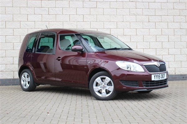 Large image for the Used Skoda Roomster