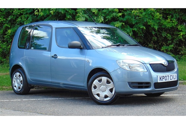 Large image for the Skoda Roomster