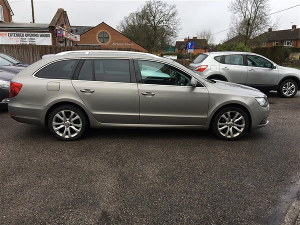 Large image for the Used Skoda Superb
