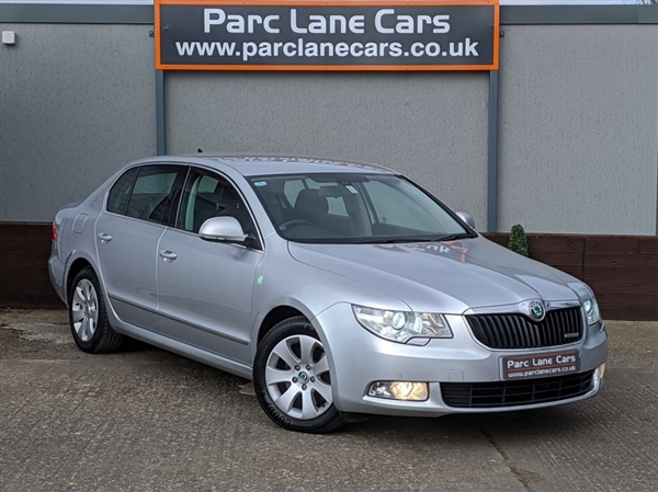 Large image for the Skoda Superb