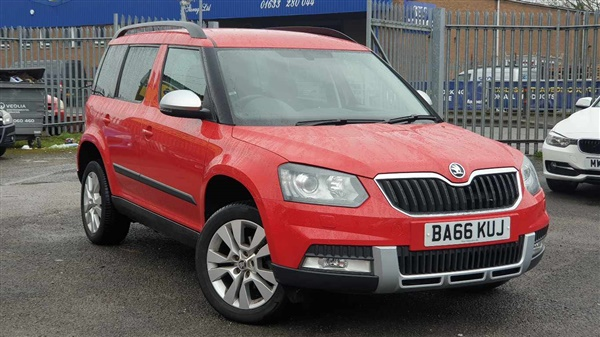 Large image for the Skoda Yeti Outdoor