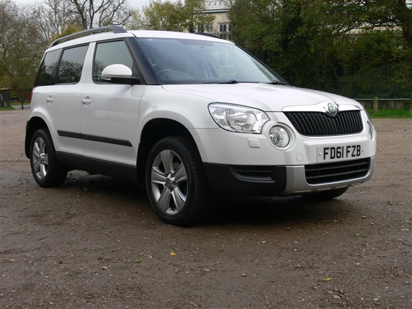 Large image for the Used Skoda Yeti