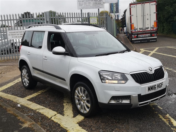 Large image for the Skoda Yeti