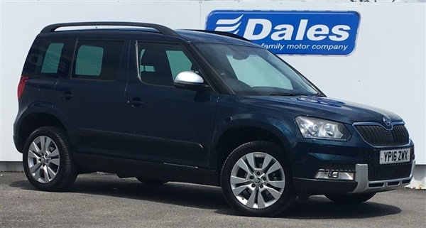 Large image for the Used Skoda Yeti Outdoor