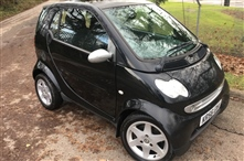 Used Smart City-Cabriolet