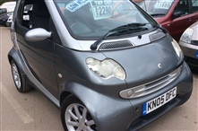 Smart City-Cabriolet