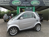 Used Smart city-coupe