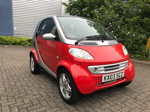 Large image for the Used Smart city-coupe