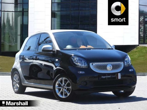 Large image for the Used Smart forfour hatchback