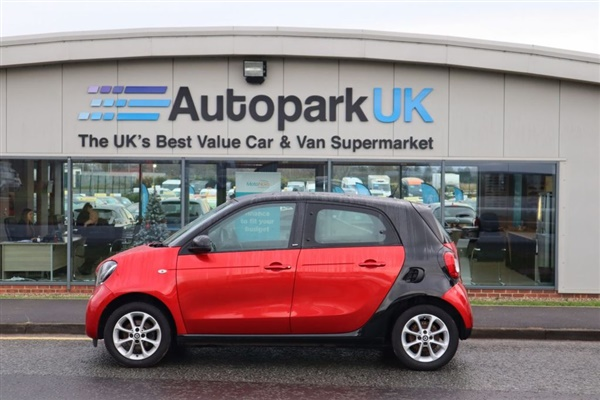 Large image for the Smart FORFOUR