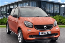 Used Smart Forfour