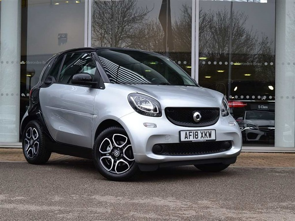 Large image for the Used Smart fortwo coupe
