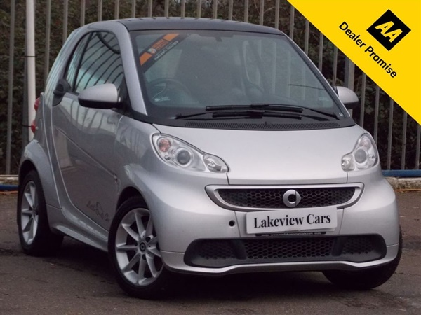 Large image for the Smart FORTWO COUPE