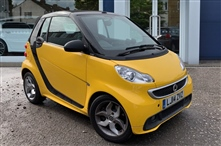 Used Smart Fortwo