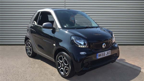 Large image for the Used Smart Fortwo Cabrio