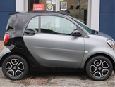 Used Smart Fortwo Coupe