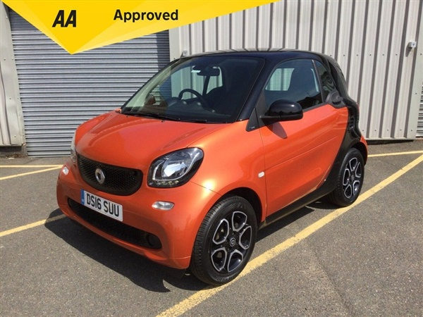 Smart Fortwo £11,066 - £16,350
