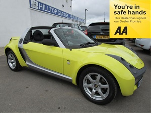 Large image for the Used Smart ROADSTER