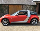 Used Smart Roadster