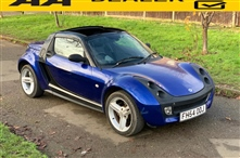 Used Smart Roadster