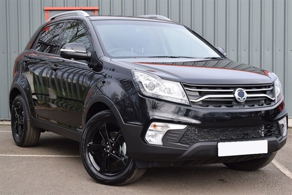 Large image for the Used Ssangyong Korando