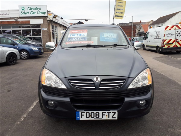 Large image for the Used Ssangyong Kyron