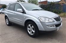 Used Ssangyong Kyron