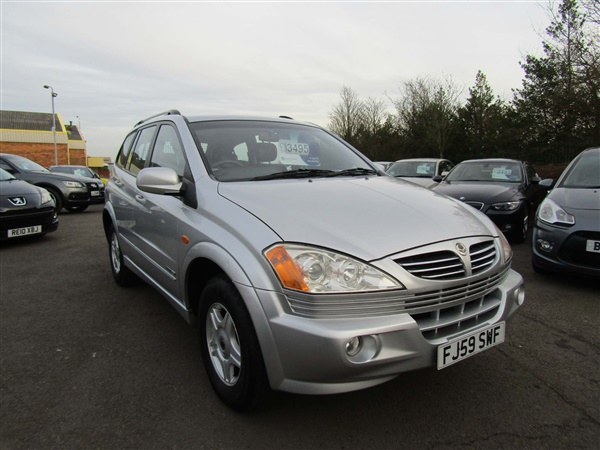 Large image for the Ssangyong Kyron