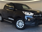 Used Ssangyong Musso