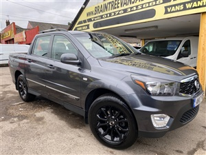 Large image for the Used Ssangyong MUSSO