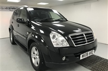 Used Ssangyong Rexton