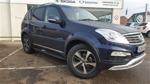 Large image for the Used Ssangyong Rexton W