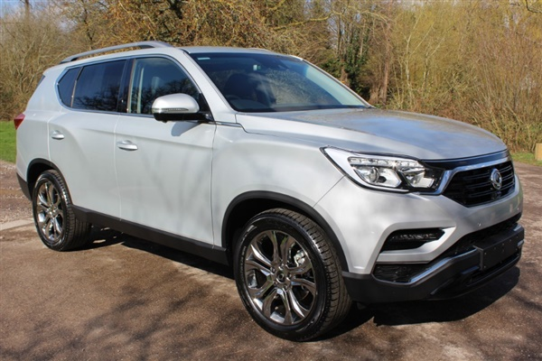 Large image for the Ssangyong Rexton