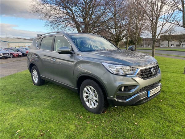 Large image for the Used Ssangyong Rexton