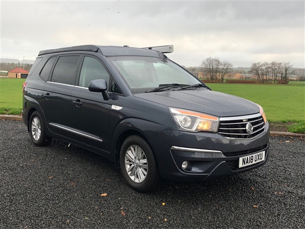 Large image for the Used Ssangyong Rodius