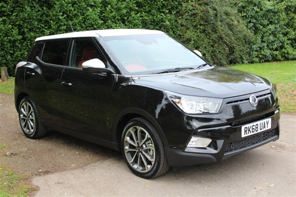 Large image for the Ssangyong Tivoli