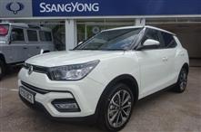 Used Ssangyong Tivoli