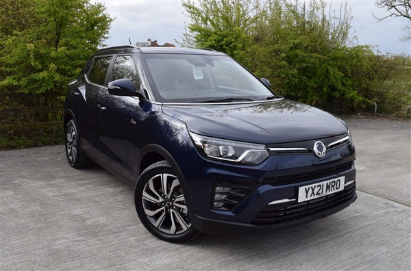 Large image for the Used Ssangyong Tivoli