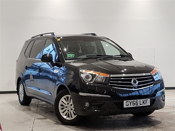 Large image for the Ssangyong Turismo