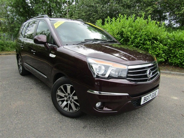 Large image for the Used Ssangyong Turismo