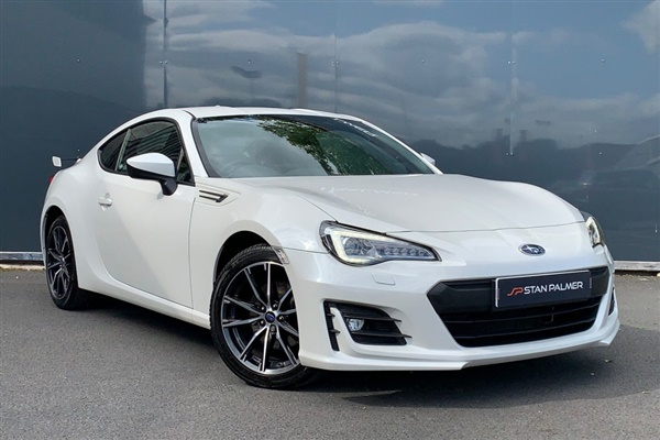 Large image for the Subaru BRZ