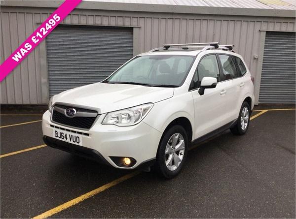 Subaru Forester £487,265 - £730,000
