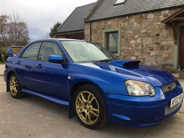 Subaru Impreza £67,158 - £99,994